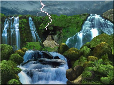 3d Animated Wallpapers Of Nature by 3d Nature Wallpapers For Your Desktop Mega Spot