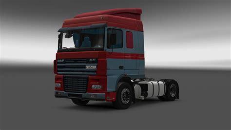Daf Xf 95 1.22 Truck -euro Truck Simulator 2 Mods