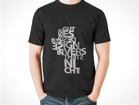 free t shirt design tshirt 3 6 psd mockups