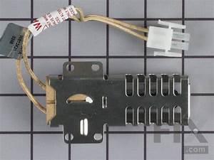 Oem General Electric Range Flat Style Oven Igniter Kit