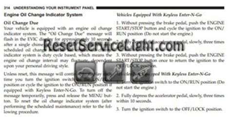 how to reset check engine light jeep wrangler 2012 engine oil light cherokee engine free engine image for