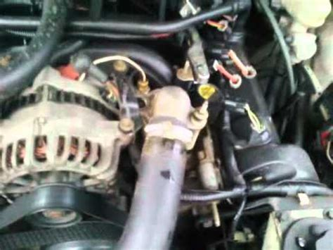 thermostat replacement youtube