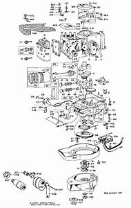 Briggs And Stratton 80600 Series Parts List And Diagram