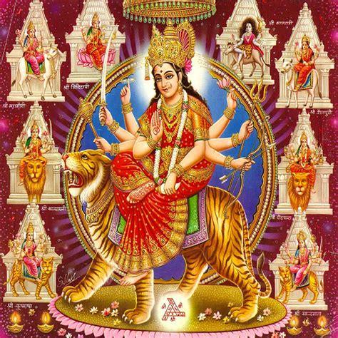 Digital Navratri Mata Wallpaper by Nav Durga Wallpapers Hd Appstore For Android