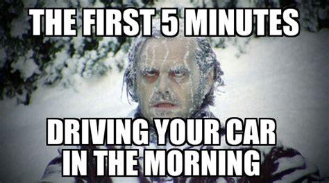 The Shining Meme - so cold