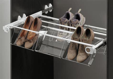 schoenenrek uittrekbaar uittrekbaar schoenenrek volledig uittrekbaar met demping