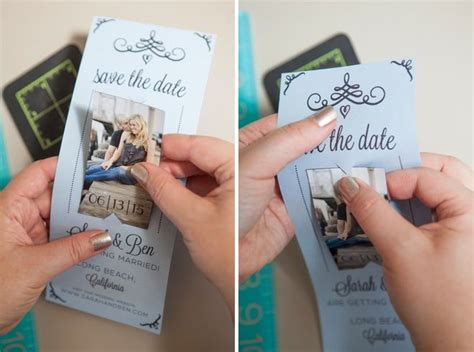 Best Sample Make Your Own Save The Date Cards Picture