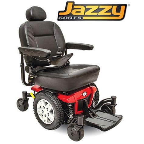 Jazzy Power Chairs Jazzy 600 Es Power Wheelchair