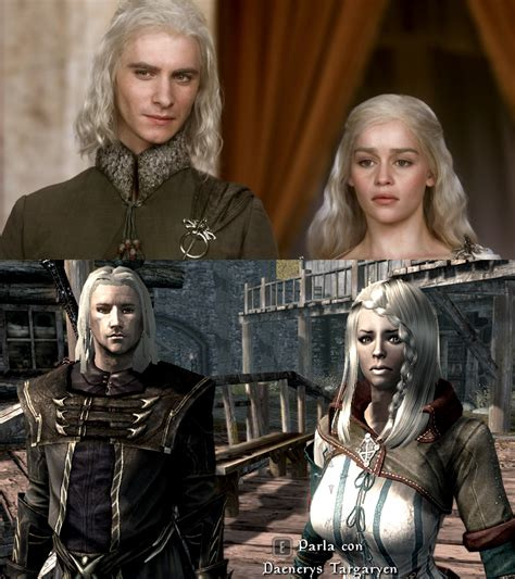 Aerin Ls - mjoll and aerin daenerys and viserys targaryen beta at