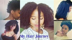 Natural Hair Journey 3 12 Years 4C Hair Relaxed To