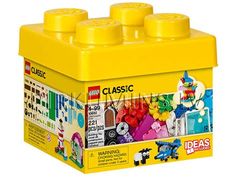 10692 LEGO Classic Radošais komplekts, no 4 līdz 99 gadiem ...
