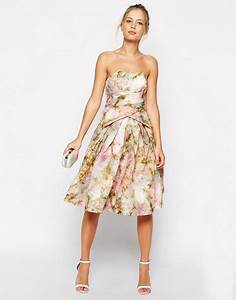 floral dresses for wedding guests With floral wedding guest dresses