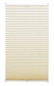 Plissee 65 Cm : easyfix plissee elfenbein 80 x 130 cm 31265 ~ Markanthonyermac.com Haus und Dekorationen