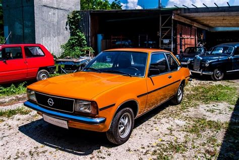 Opel Ascona For Sale by 1980 Opel Ascona Is Listed For Sale On Classicdigest In