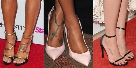 Tatuaggio Interno Caviglia 66 Tatuaggi Sul Piede Vorrai Copiare Dalle