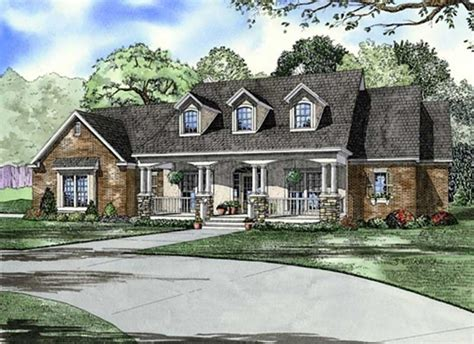 southern traditional house plans home design ndg