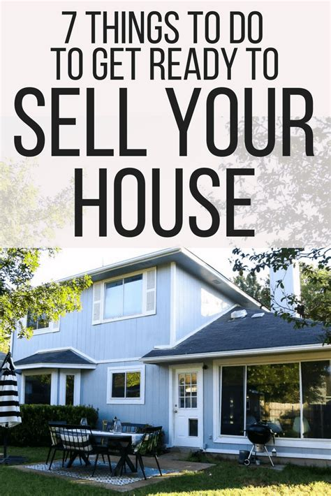 sell listing before things selling tips fast loveandrenovations checklist help thing quickly should