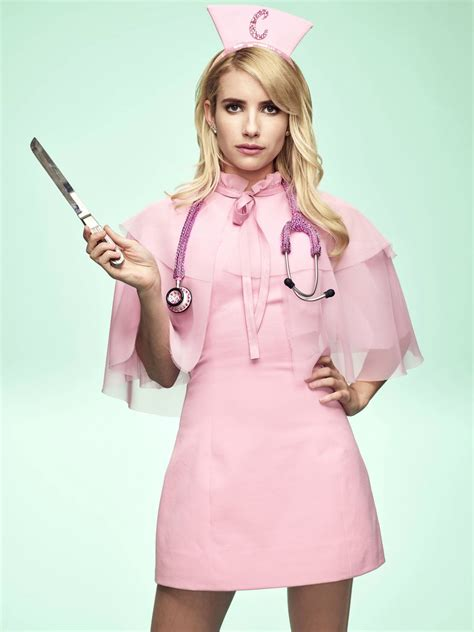 EMMA ROBERTS – Scream Queens, Season 2 Promo – HawtCelebs