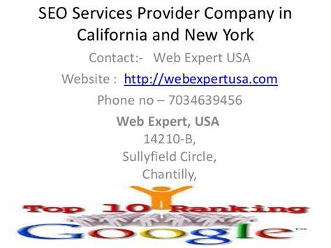 seo service provider seo services provider company in california and new york