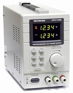 Aktakom Aps-7306l Dc Programmable Power Supply