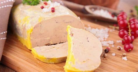 cuisine petit chef recette terrine de foie gras mi cuit 750g