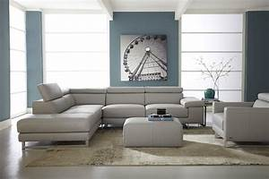 panorama b619 sectional one ten home furnishings With natuzzi umbria sectional sofa