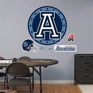 Toronto argonauts logo wall decal fathead? for