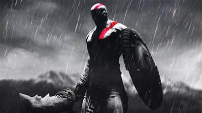 God War Kratos 4k Wallpapers Artwork 5k