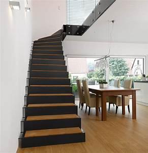 Stahl Holz Treppe : haubner treppen plz 92318 neumark faltwerktreppe mit stufenauflegern aus massivholz finden ~ Markanthonyermac.com Haus und Dekorationen