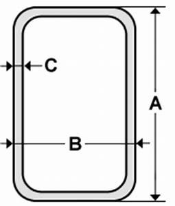 Tube Rectangulaire Acier Dimension : d coupe tube rectangulaire acier e24 s235 metalaladecoupe ~ Dailycaller-alerts.com Idées de Décoration