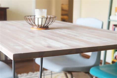 acute designs ikea hack dining room table
