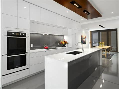 cuisine encastrable le meuble pour four encastrable dans la cuisine moderne