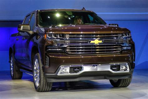 chevy silverado introduced   diesel engine
