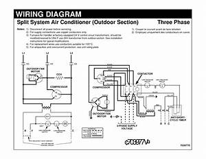 Split Air Conditioner Wiring Diagram Sample Wiring Diagram