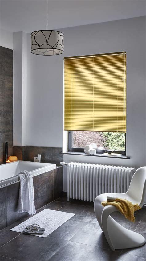 bathroom interior design store vénitien jaune heytens suspension en tissu