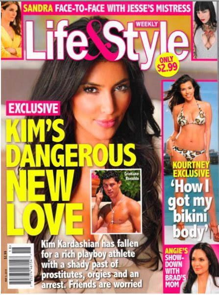 "Celebitchy Kim Kardashian Is In ""danger"" Because She"