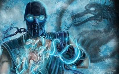 Mortal Kombat Zero Sub Wallpapers Desktop Backgrounds