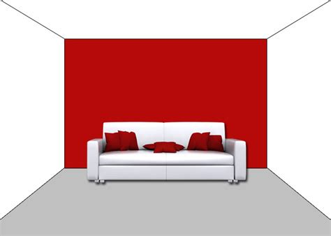 Farbe Für Welchen Raum by Raumwirkung Wie Farben R 228 Ume Optisch Ver 228 Ndern