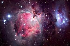 Space Galaxy Purple Wide Hd Wallpaper | Wallpaper Gallery