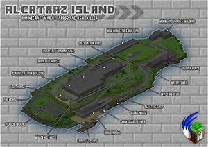 Alcatraz Island Minecraft Gt Maps Gt OtherMisc GAMEBANANA