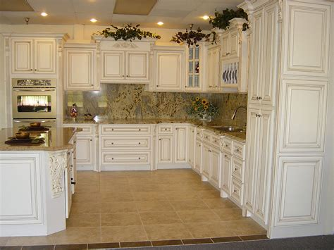 antique beige kitchen cabinets antique white kitchen cabinets for terrific kitchen design 4074