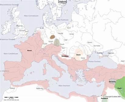 Europe Ad Map European History 2000 Euratlas