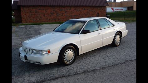 Cadillac Seville Sts Only Miles Test Drive