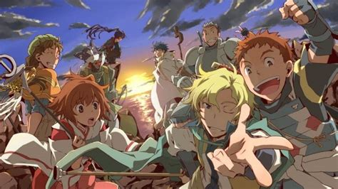 17 Best Images About Shiroe Of Log Horizon On Pinterest