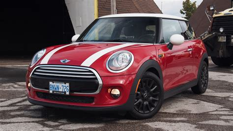 mini cooper hatchback review cars  test drives  reviews canadian auto review