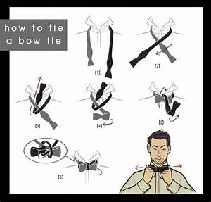 How to Tie a Bow Tie - Suited Lifestyle