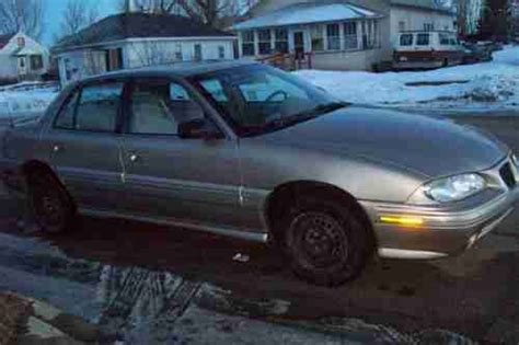 small engine service manuals 1998 pontiac grand am instrument cluster sell used 1998 pontiac grand am se sedan 4 door sale 10 or best offer come on make offer in
