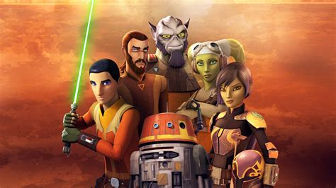 Through Four Seasons, Star Wars Rebels Has Been A