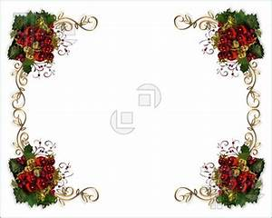 christmas card borders4 Free Downloadable Christmas Page