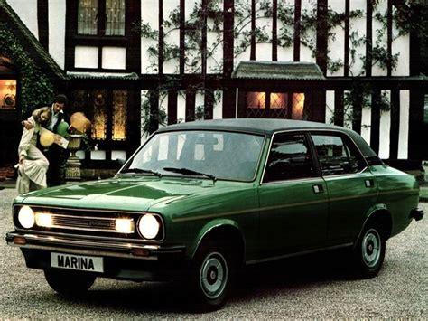 Morris Marina - Classic Car Review | Honest John